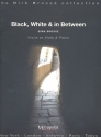 Black, White and in between - for violin (viola) and piano