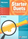 Starter Duets - for 2 oboes score