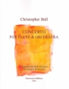 Concerto for flute and orchestra for flute and piano