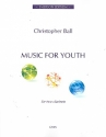 Music for Youth for 2 clarinets 2 scores