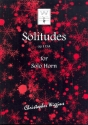 Solitudes op.113a - for horn