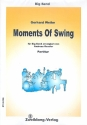 Moments Of Swing - for big band Partitur und Stimmen