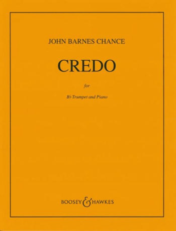 Credo - for trumpet and piano