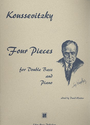4 pieces - for double bass and piano