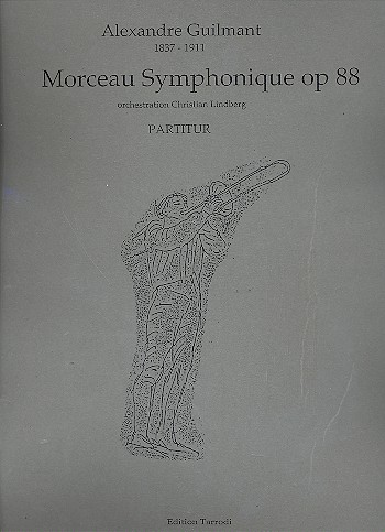 Morceau symphonique op.88 for trombone and orchestra solo trombone part and score