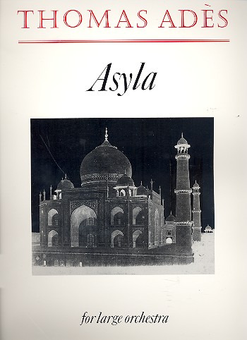 Asyla for orchestra score