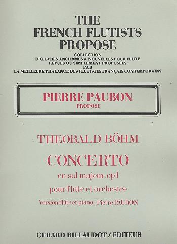 theobald boehm grand polonaise pdf