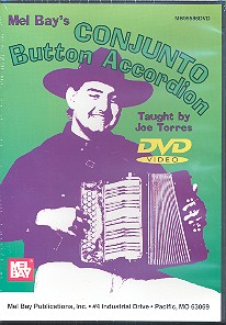 Conjunto Button Accordion - DVD-Video