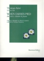 When daisies pied - for voice, clarinet and piano Weston, P., ed