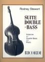 Suite double Bass - 6 pieces for double - bass and piano