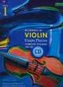 Violin Exam Pieces Grade 1 CD Complete Syllabus 2005-2007