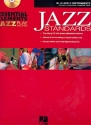 Jazz Standards (+CD) - for Bb, Es and C instruments