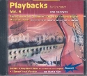 Playbacks für Drummer vol.6 CD Odd Grooves