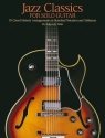 Jazz Classics: for guitar (vocal/tab)
