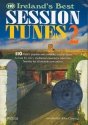 110 Ireland's best Session Tunes vol.2 (+CD) - for all melody instruments with guitar chords