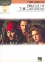Pirates of the Caribbean (+CD) - for trombone