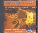 Playalongs für Bassisten vol.1 CD Blues