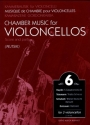 Chamber Music for Violoncellos vol.6 for 3 violoncellos score and parts
