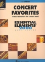 Concert Favorites vol.2 - for concert band clarinet in B