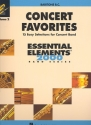 Concert Favorites vol.2 - for concert band baritone bass clef
