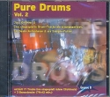 Pure Drums vol. 2 CD Jazz Grooves 2