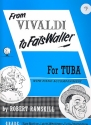 From Vivaldi to Fats Waller - for tuba and piano (bass clef)