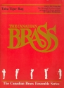 Tuba Tiger Rag for 2 trumpets, horn, trombone and tuba score and parts