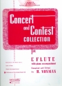 Concert and Contest Collection for Flute CD