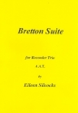 Bretton Suite - for recorder trio (AAT) score and parts