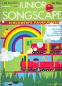 Junior Songscape - Children's Favourites (+ 2 CD's) - for young voice (chorus) and piano score