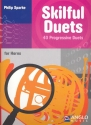 Skilful Duets for 2 horns score