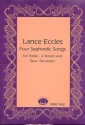 4 sephardic songs - for 4 recorders (ATTB) score and parts