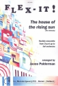 The House of the Rising Sun for flexible ensemble score and parts