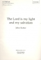 The Lord is my Light and my Salvation for mixed chorus, organ and clarinet