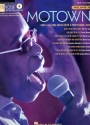 Motown (+CD) - for male singers songbook vocal/guitar Pro Vocal Series vol.38