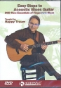 Easy Steps to Acoustic Blues Guitar vol.2 DVD-Video Essentials of Fingerstyle Blues