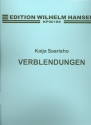 Verblendungen - for orchestra and computer tape score