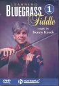 Learning Bluegrass Fiddle vol.1 - DVD-Video