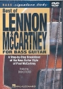 Best of Lennon & McCartney for Bass Guitar - DVD-Video bass signature licks