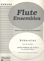 Scherzino op.55,6 - for 3 flutes and piano parts