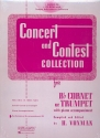 Concert and Contest Collection for Cornet (Trumpet)  CD/CD-ROM