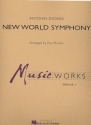 New World Symphony (+CD) - for concert band score and parts
