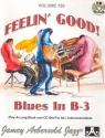 Feelin' Good - Blues in B-3 (+CD): for all instruments Aebersold vol.120