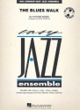 The Blues Walk - for jazz ensemble score and psrts