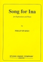Song for Ina - for euphonium and piano