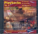 Playbacks for Drummer vol.9 CD Jazz-Grooves Band 2