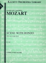 Ch'io mi scordi di te KV505 for soprano, piano obligato and orchestra score (it)
