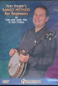 Banjo Method for Beginners - DVD