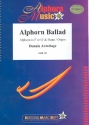 Alphorn Ballad - for alphorn in F or Gb and piano (organ)