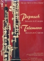 Music minus one Oboe - Pepusch and Telemann (+CD) oboe part